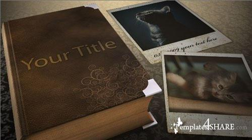 Romantic Book - After Effects Projects (Videohive)