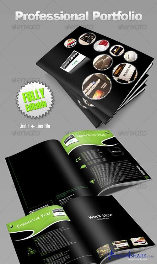 GraphicRiver Professional Designer Portfolio