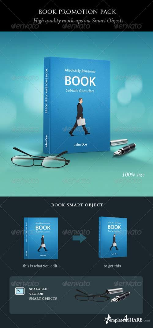 GraphicRiver Book Promotion Pack