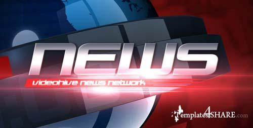 News Broadcast Pack 2011 - After Effects Project (Videohive)