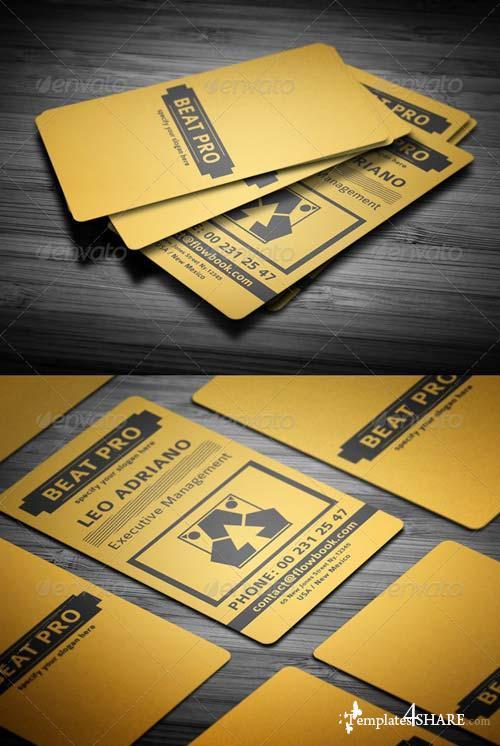 GraphicRiver Creative Business Card V2