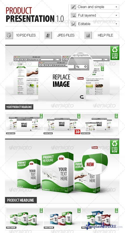 GraphicRiver Premium Product Presentation 1.0