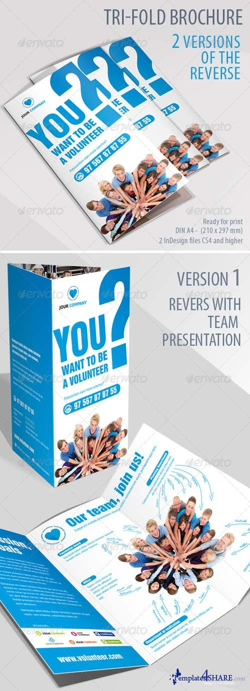 GraphicRiver Tri-Fold Brochure