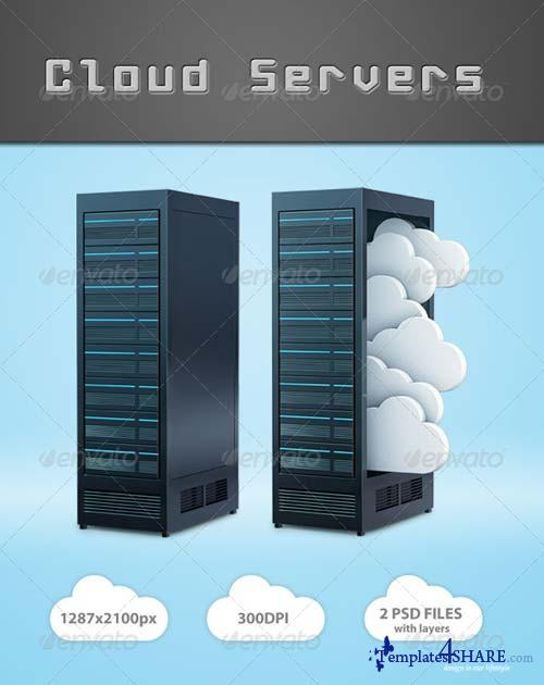 GraphicRiver Cloud Servers