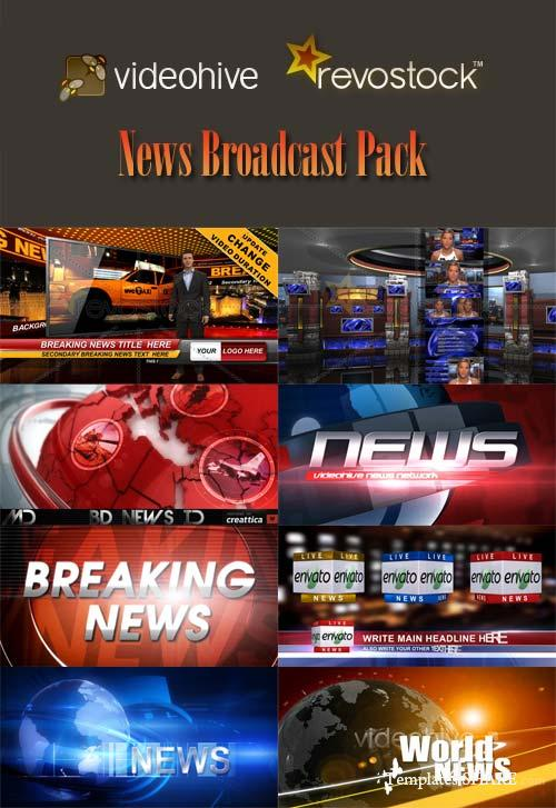 News Broadcast Pack