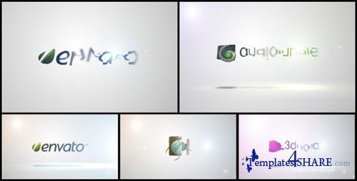 Clean Logo Reveal - After Effects Project (Videohive)