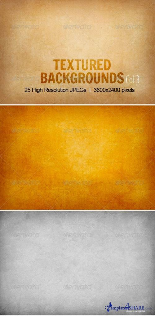 GraphicRiver Textured Backgrounds col-2