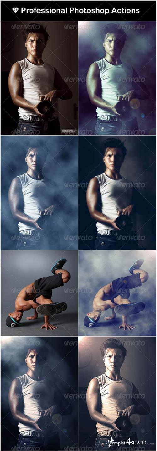 GraphicRiver Professional Actions for Photographers