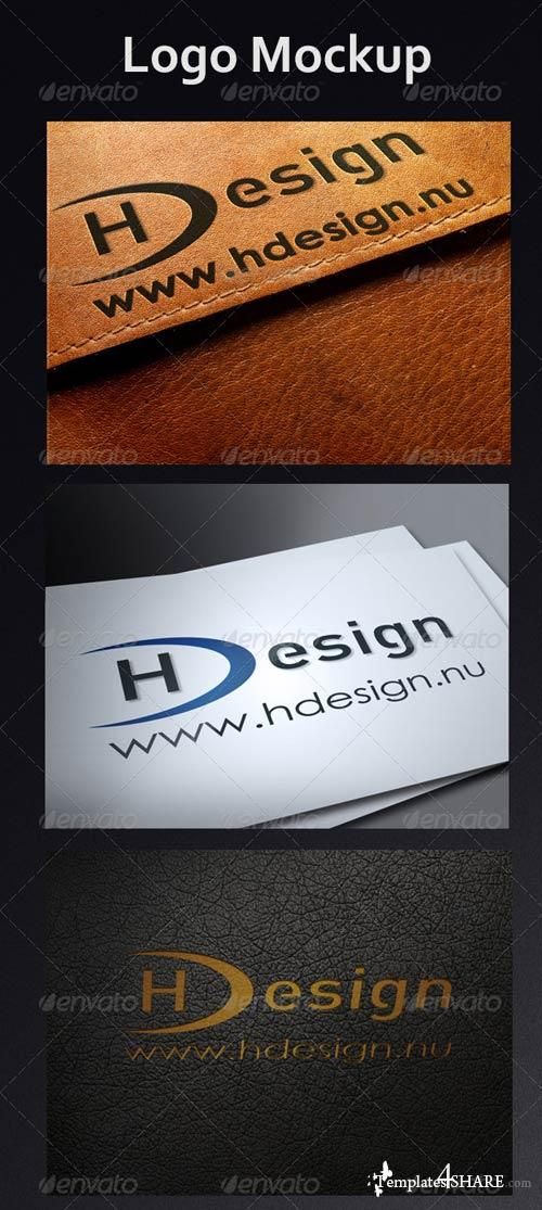 GraphicRiver Logo Mock-Ups