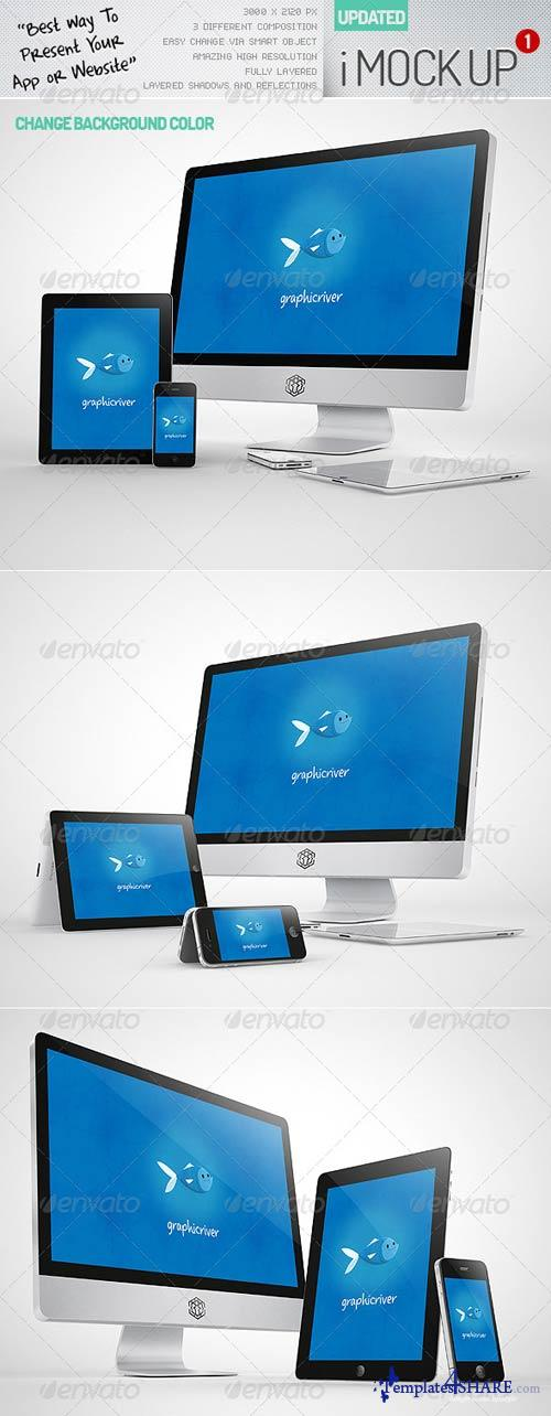 GraphicRiver i Mock Up v1