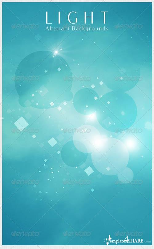GraphicRiver Light Abstract Backgrounds