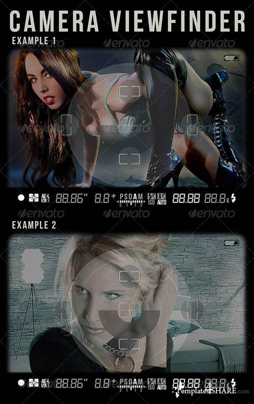 GraphicRiver Camera Viewfinder