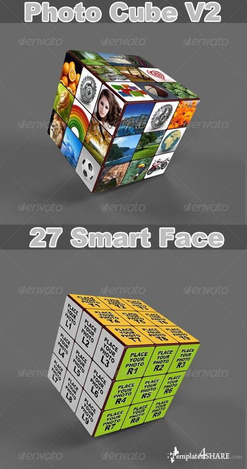 GraphicRiver Photo Cube V2