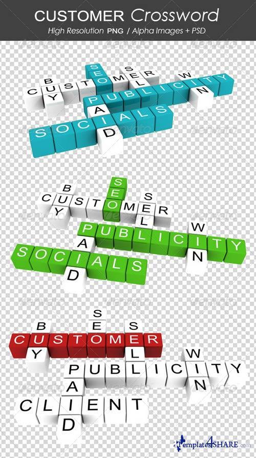 GraphicRiver Customer Crossword