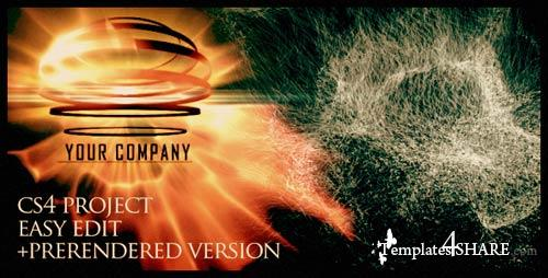 Fire&Ice - After Effects Project (Videohive)