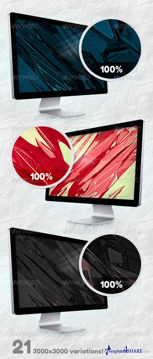 GraphicRiver Abstract Background / Wallpaper Pack