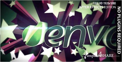 Classy Logo Reveal V2 - After Effects Project (Videohive)