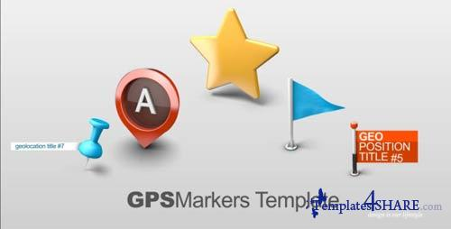 Map Markers - After Effects Project (Videohive)