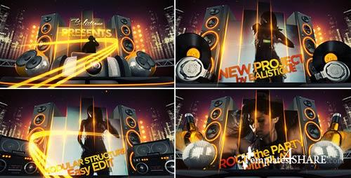 Play: Club / Party Promo - After Effects Project (Videohive)