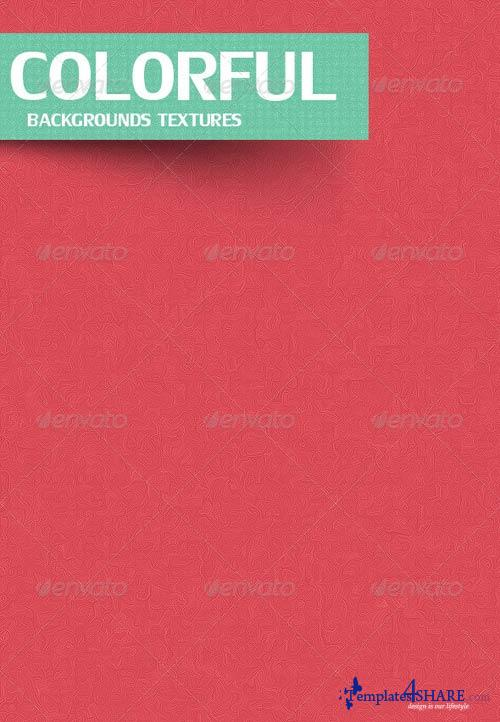 GraphicRiver Colorful Backgrounds Textures