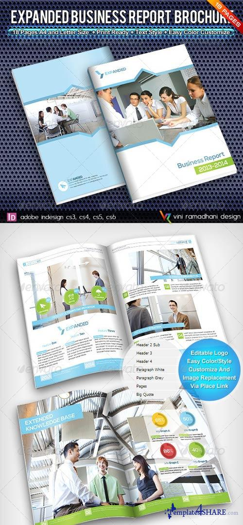GraphicRiver Expanded Corporate Brochure