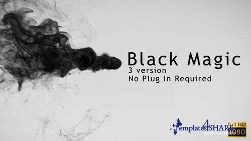 Black Magic - After Effects Project (Videohive)