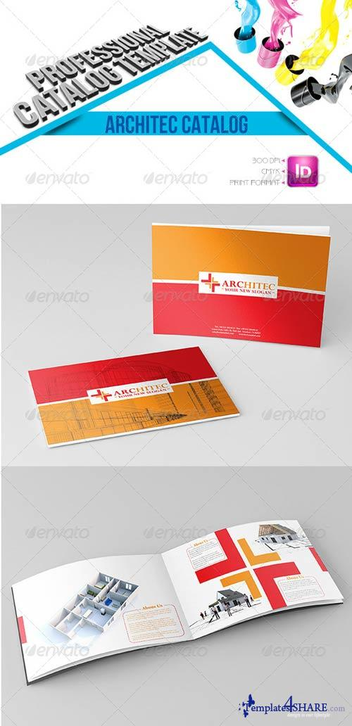 GraphicRiver Architec Corporate Identity Catalog