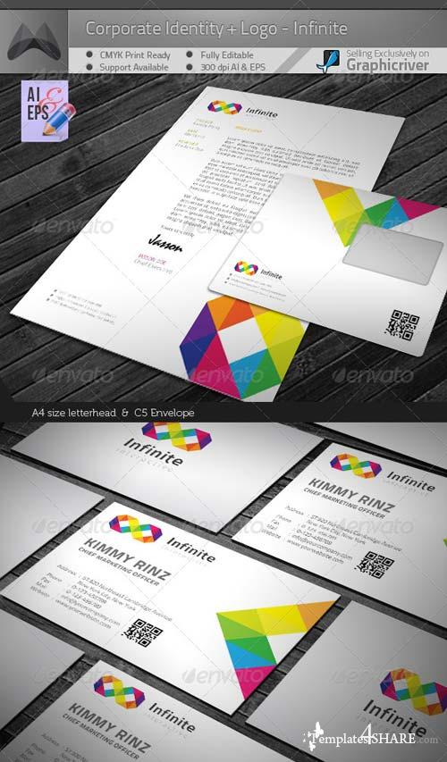 GraphicRiver Corporate Identity Package - Infinite