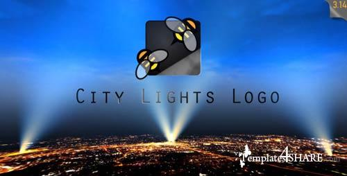 City Lights Logo - After Effects Project (Videohive)