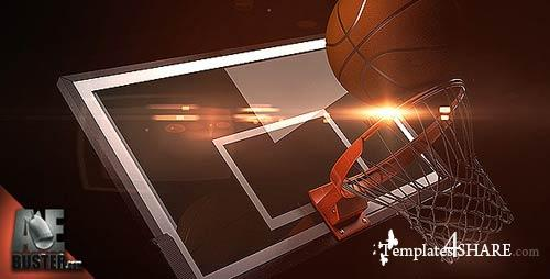 Basket Ball NBA Pro Package - After Effects Project (Videohive)