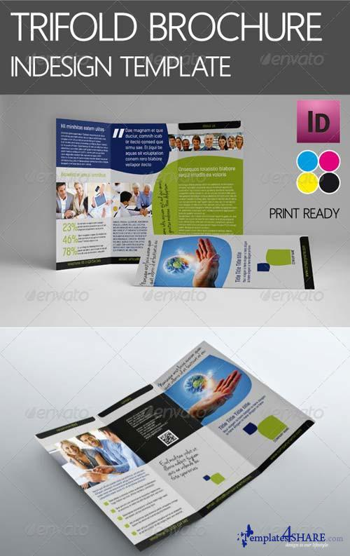 GraphicRiver Trifold Corporate Brochure