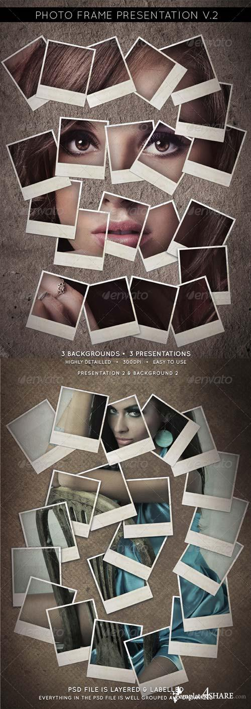 GraphicRiver Photo Presentation Frame v2 - High resolution