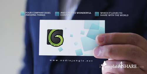 Business Card V1 - After Effects Project (Videohive)