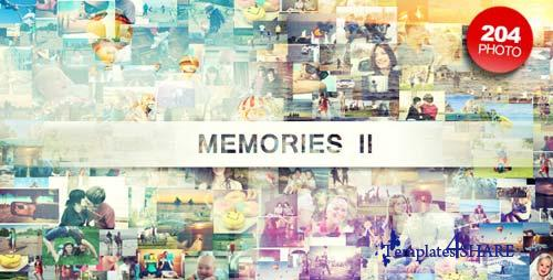 Memories II - After Effects Project (Videohive)