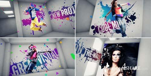 On The Wall - After Effects Project (Videohive)
