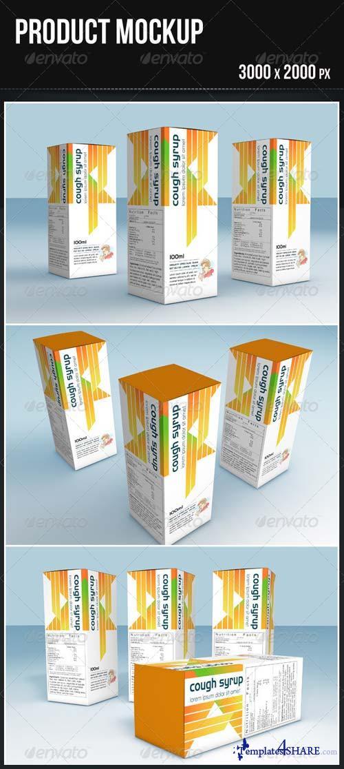 GraphicRiver Product Mockup