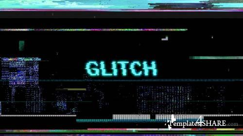 Glitch - After Effects Motion Graphics (Videohive)