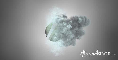 Beauty Particles Logo Reveal - After Effects Project (Videohive)