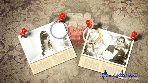 Wedding Photo Album - After Effects Project (Videohive)