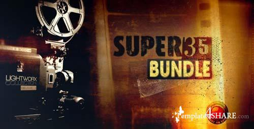 Super 35 Bundle - After Effects Project (Videohive)