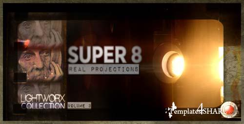 Super 8 Bundle - After Effects Project (Videohive)