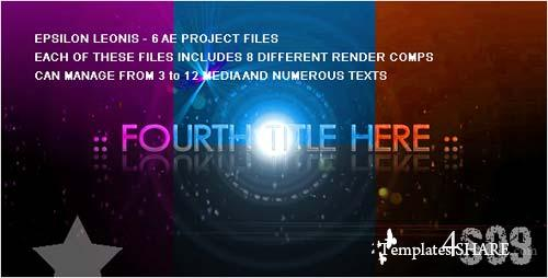 EPSILON LEONIS FULL HD Projects PACK - After Effects Project (Videohive)