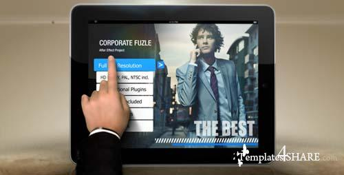 Corporate Fuzle - After Effects Project (Videohive)