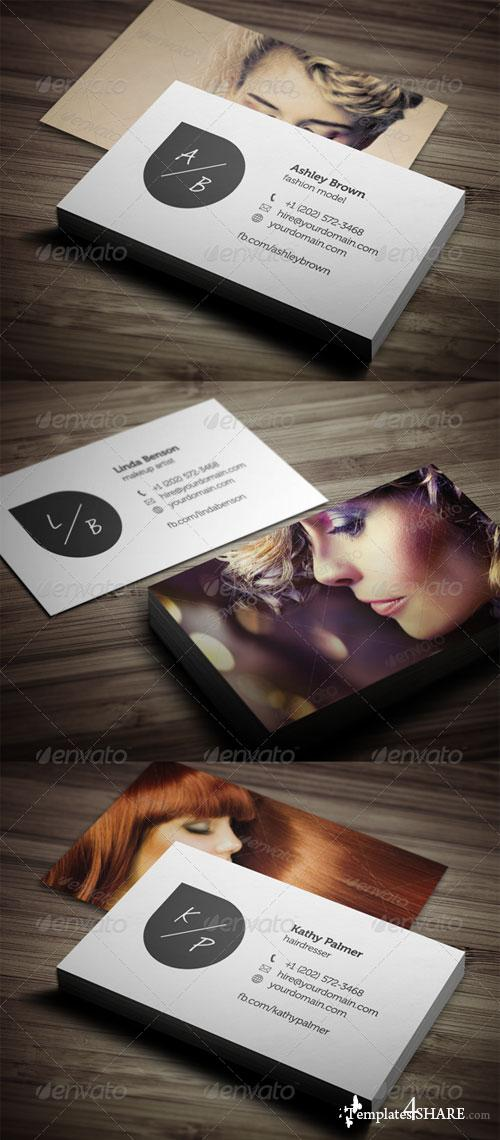 GraphicRiver Creative Business Card 4595731