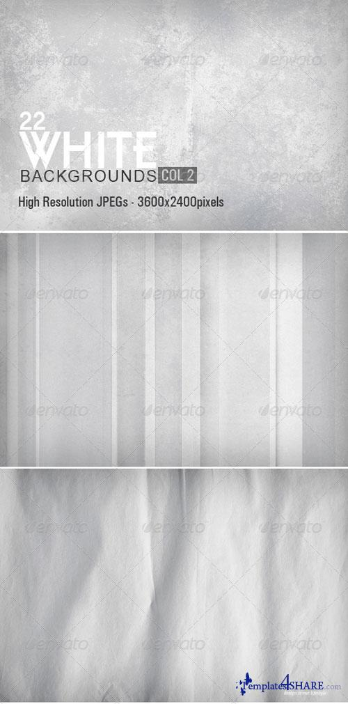GraphicRiver White Backgrounds Collection 2