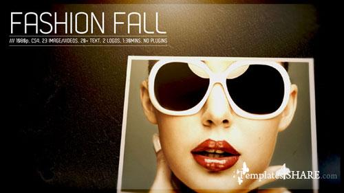 Fashion Fall - After Effects Project (Videohive)