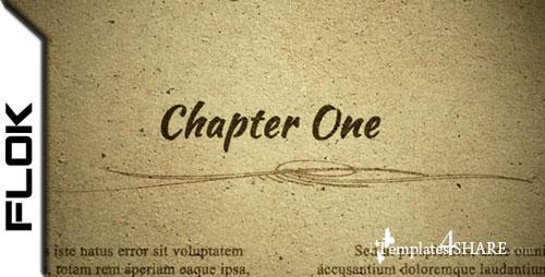 Chapter One - After Effects Project (Videohive)