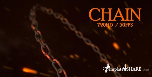 Hot Chain Revealer - After Effects Project (Videohive)