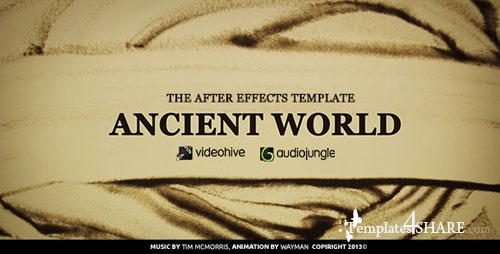 Ancient World - After Effects Project (Videohive)