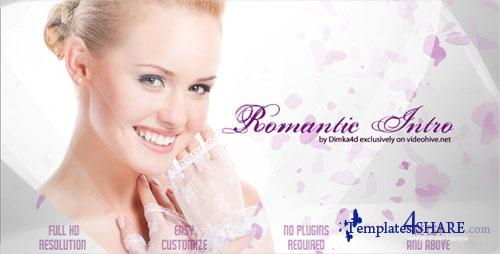 Romantic Intro - After Effects Project (Videohive)